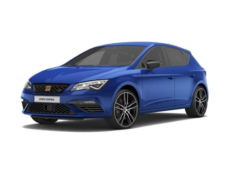 seat leon hatchback 2 0 tsi 290 cupra ez dsg car leasing. Black Bedroom Furniture Sets. Home Design Ideas