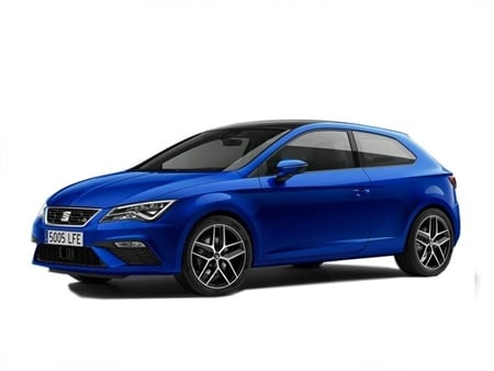 Seat Leon Sport Coupe New Model