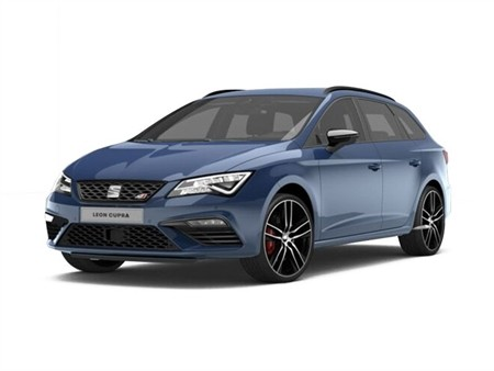 Seat Leon Estate 1.5 TSI EVO FR Black Edition (EZ)