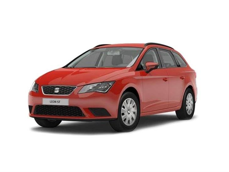 seat leon sport tourer 1 6 tdi 110 s contract hire and. Black Bedroom Furniture Sets. Home Design Ideas