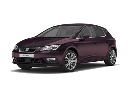 Seat Leon Hatchback 1.4 EcoTSI 150 Xcellence Technology (Leather)