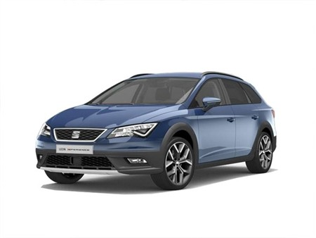 Seat Leon X-Perience 2.0 TDI 150 SE Technology 5dr 4WD
