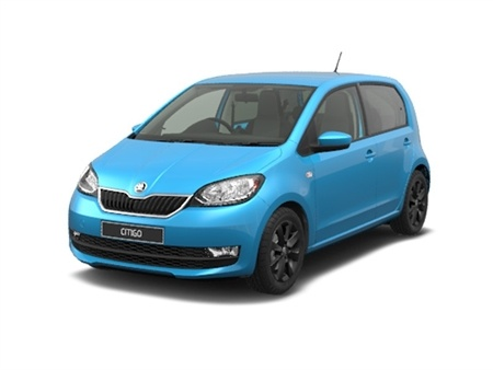 Skoda Citigo 1.0 MPI GreenTech Colour Edition 5dr