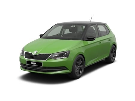 Skoda Fabia 1.0 MPI 75 Colour Edition