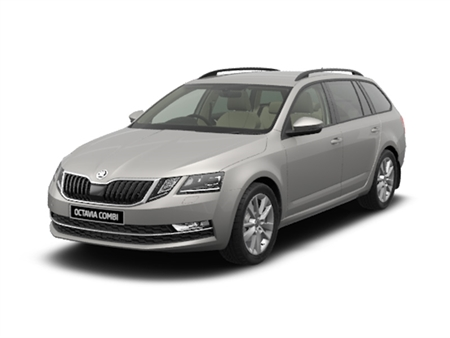 Skoda Octavia Estate  2.0 TDI CR SE L