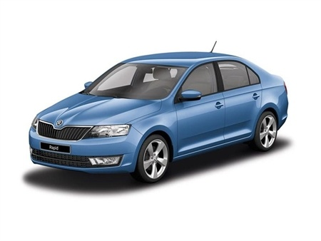 Skoda Rapid 1.6 TDI CR 115 SE