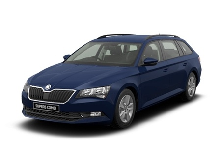 Skoda Superb Estate 1.6 TDI CR S DSG