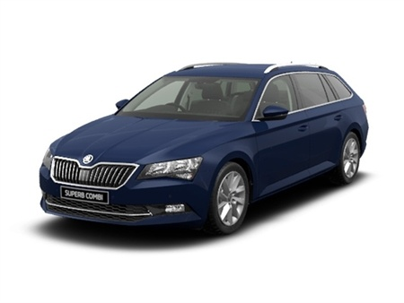 Skoda Superb Estate 2.0 TDI CR SE Technology