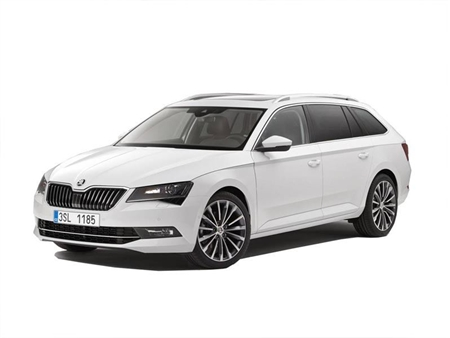 Skoda Superb Estate 1.4 TSI S