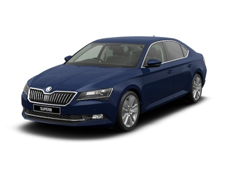 Skoda Superb Hatchback 2.0 TDI CR SE L Executive
