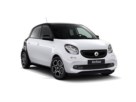 Smart Forfour Hatchback 60kW EQ Passion Advanced 17kWh Auto (22kWch)