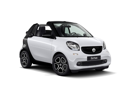 Smart Fortwo Cabrio 0.9 Turbo Prime Premium Plus