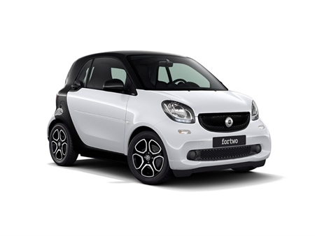 Smart Fortwo Coupe 1.0 Prime