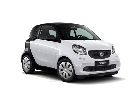 Smart Fortwo Coupe 1.0 Pure