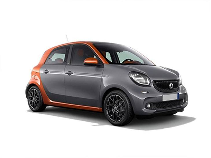 Smart Forfour Night Sky Hatchback