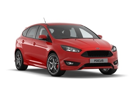 Ford Focus 1.0 EcoBoost 140 ST-Line X