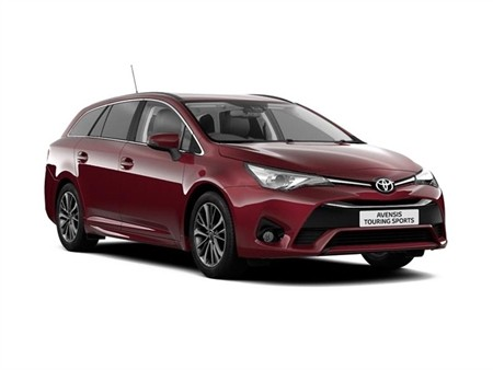 Toyota Avensis Touring Sport 1.8 Business Edition Plus CVT Auto