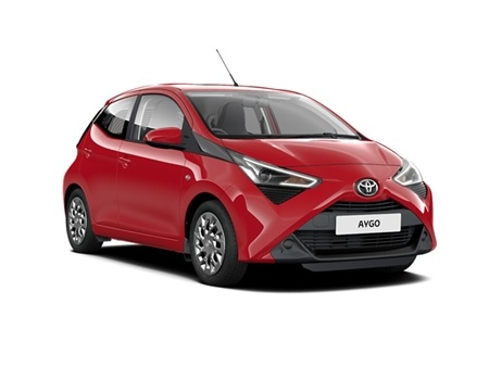 Toyota Aygo 1.0 VVT-i X-Play x-shift 5 door