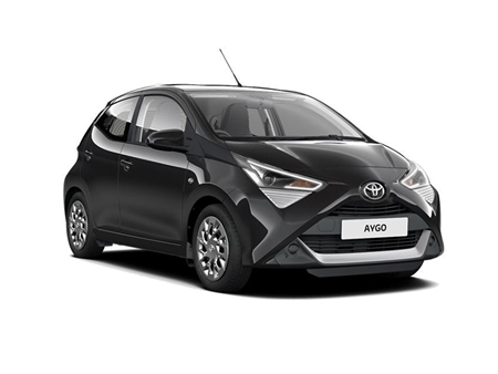 Toyota Aygo 1.0 VVT-i X-Play 5 door *Incl. Special Paint*
