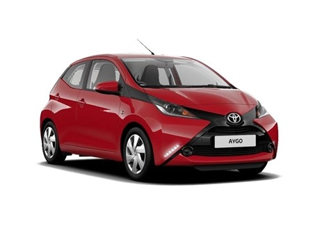 Toyota Aygo 1.0 VVT-i X-Play 5dr (X-Touch)