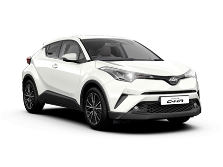 Toyota C-HR 1.2T Excel (Leather)