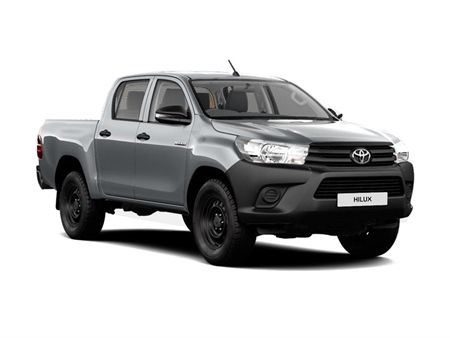 Toyota Hilux Active Pick Up 2.4 D-4D