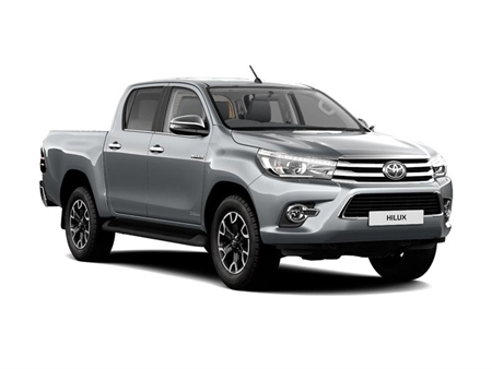 Toyota Hilux Invincible X D/Cab Pick Up 2.4 D-4D Auto
