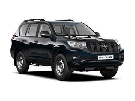 Toyota Land Cruiser SW 2.8 D-4D Utility 5dr