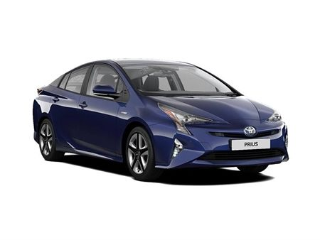 Toyota Prius 1.8 VVTi Business Edition Plus CVT (15 Inch Alloy)