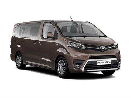 Toyota Proace Verso 2.0D Shuttle Long (Safety)