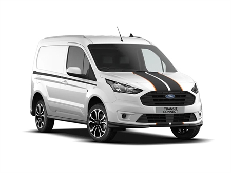Ford Transit Connect 240 L2 1.5 EcoBlue 120ps Sport