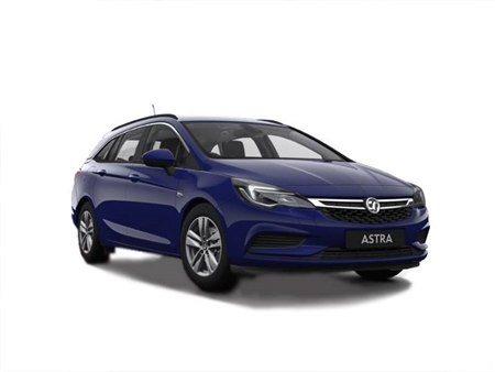 Vauxhall Astra Sports Tourer 1.4i 16V Design