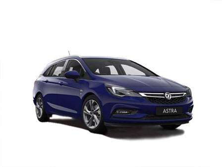 Vauxhall Astra Sports Tourer 1.4T 16V 150 SRi