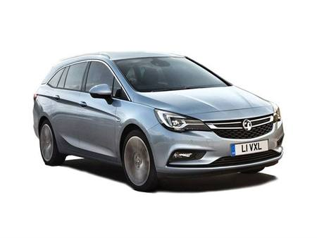 Vauxhall Astra Sports Tourer 1.6T 16V 200 Elite Nav