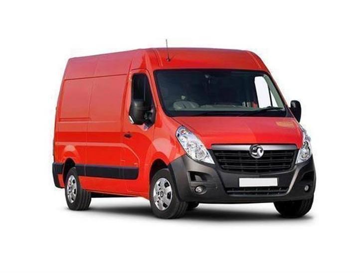 5d5c8d2329 Vauxhall Movano 35 L3 FWD 2.3 CDTI H2 Van 130ps