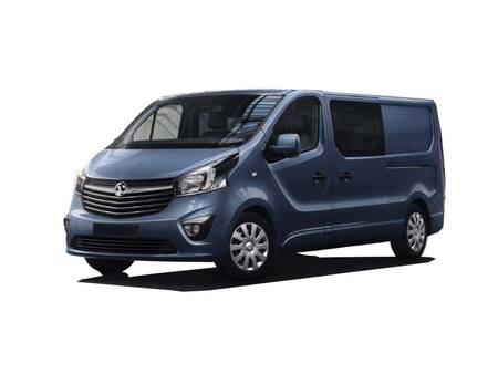 vauxhall vivaro double cab van leasing contract hire. Black Bedroom Furniture Sets. Home Design Ideas