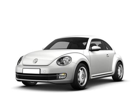 Volkswagen Beetle 2.0 TDI 110 BlueMotion Tech Design