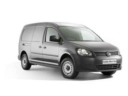Volkswagen Caddy Maxi 2.0 TDI BlueMotion Tech 102PS Highline Van