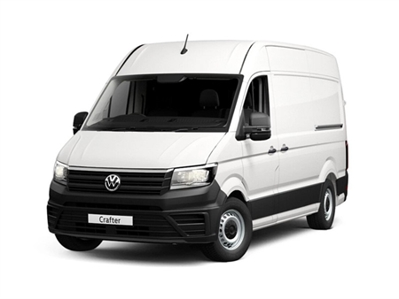 Volkswagen Crafter CR35 LWB 2.0 TDI 140PS Trendline Business High Roof