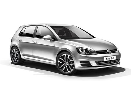 Volkswagen Golf *Model Year 17*