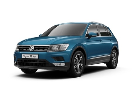 Volkswagen Tiguan Car Leasing | Nationwide Vehicle Contracts