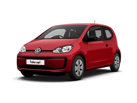 Volkswagen UP 1.0 Take Up 3dr (Start Stop)