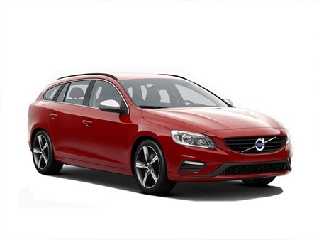 Volvo V60 T4 (190) R DESIGN Nav Geartronic *incl. Winter Pack*