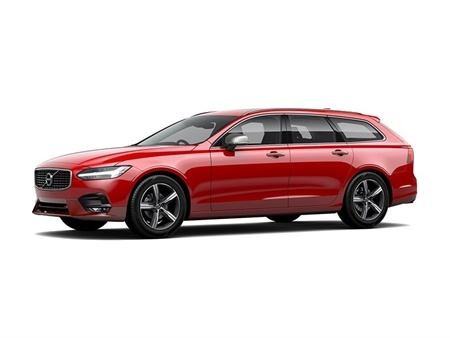 Volvo V90 2.0 D4 R DESIGN Geartronic