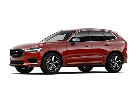 Volvo XC60 2.0 D4 R DESIGN Geartronic