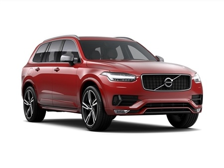 Volvo XC90 2.0 D5 PowerPulse R DESIGN Pro AWD Geartronic