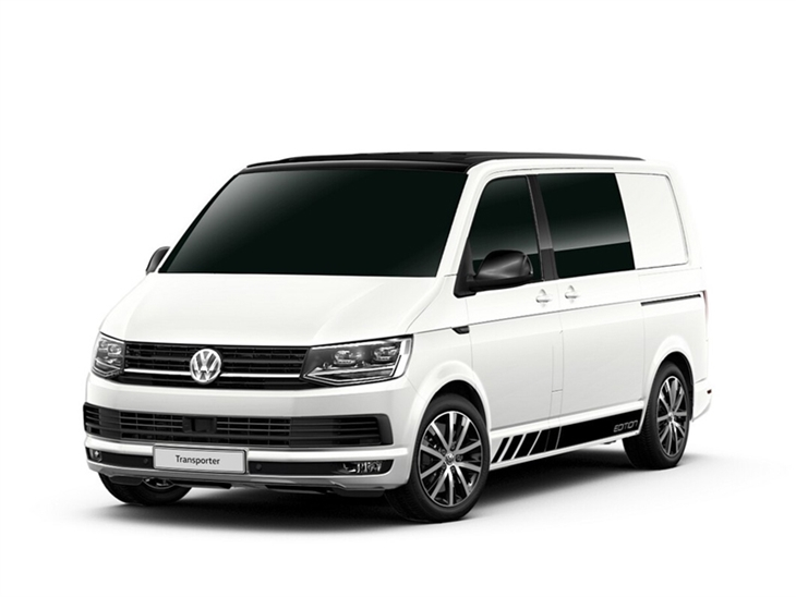 volkswagen transporter kombi t30 swb 2 0 tdi bmt 150 edition kombi van dsg van leasing. Black Bedroom Furniture Sets. Home Design Ideas