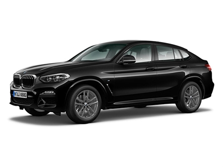 BMW X4 xDrive20d MHT M Sport Step Auto *Incl. Sun Protection Glass*