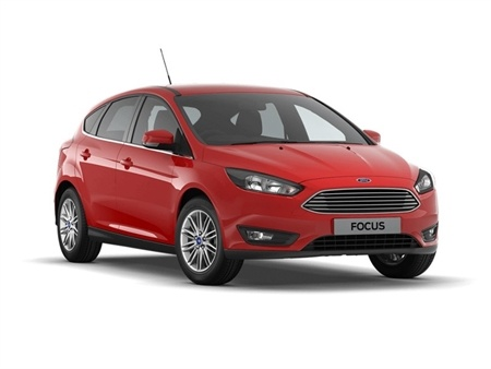 Ford Focus 1.0 EcoBoost 125 Zetec Edition