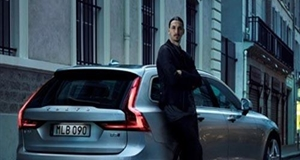 Football Legend Zlatan Ibrahimovic to star in new Volvo V90 Campaign